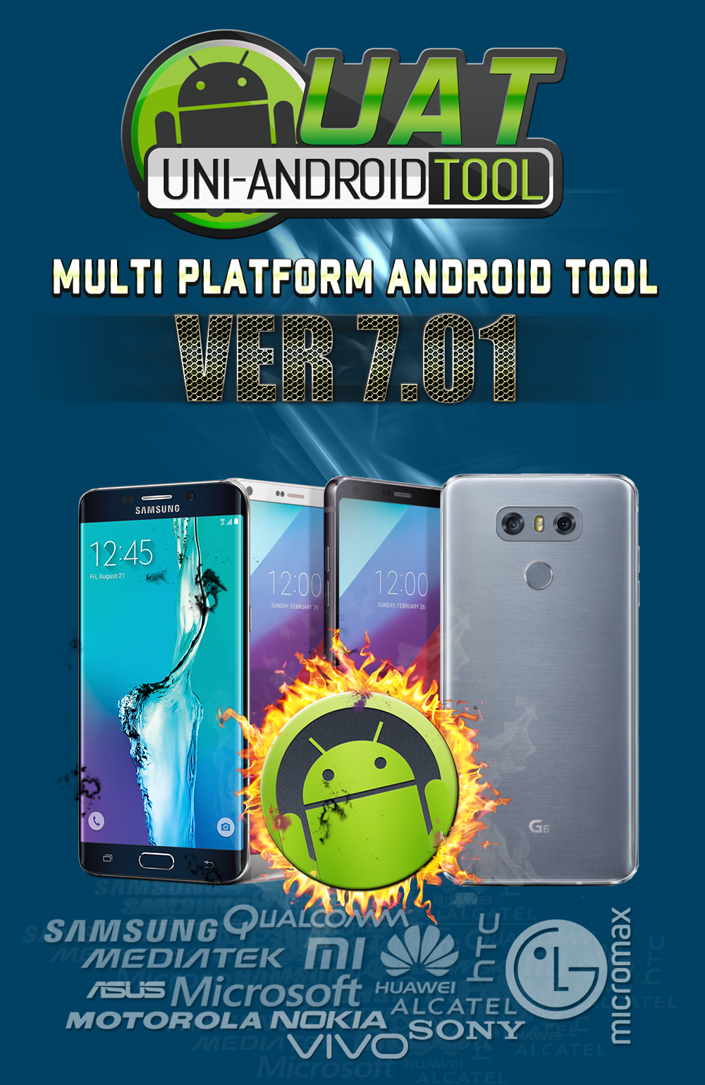 Uni-Android Tool Crack 7.01